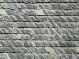 Problems of slate roofs